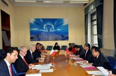 VN-Italie: Renforcement des relations de coopération