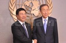 Coopération Vietnam-ONU: 35 années de développement