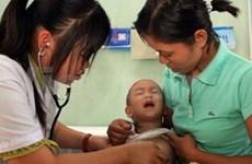 Intervention nutritionnelle pour prévenir la mort des enfants