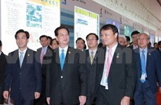 Clôture de la 9e CAEXPO et du 9e CABIS en Chine