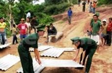 VN-Laos : la jeunesse pour l'édification d'une frontière de paix et d'amitié