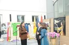 Une délégation de l'Union des organisations d'amitié du Vietnam en Belgique