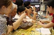 L'or se rapproche des 48 millions de dôngs le taël