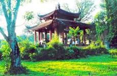Ouverture de la fête de Lam Kinh