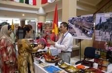 Le Vietnam à une foire philanthropique en Égypte