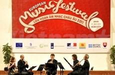 Prochainement un festival de musique européenne