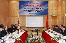 Vietnam-R. de Corée: échanges d'expériences dans l'inspection