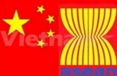 La Chine indique œuvrer avec l'ASEAN pour un Code de conduite
