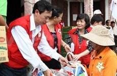 Coopération vietnamo-américaine sur la réponse aux désastres