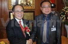 Vietnam et Thaïlande promeuvent leurs relations d'amitié