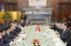 Vietnam et Japon renforcent leur coopération législative