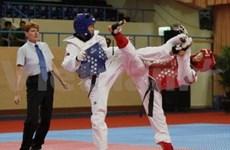 Taekwondo : coupe de l'ambassadeur de R. de Corée 2012
