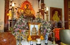 A la mémoire de l'Empereur-Bouddha Trân Nhân Tông