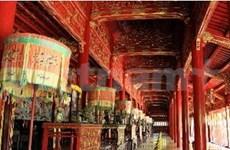 Programme Patrimoine de Huê - Semaine des touristes