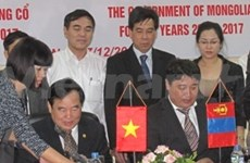Education : Vietnam et Mongolie signent un accord