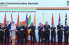 Sommet commémoratif Inde-ASEAN à New Delhi
