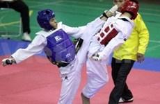 Taekwondo:ouverture de la coupe de l'ambassadeur de R. de Corée 2012