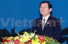 Célébration de la victoire de ''Hanoi-Dien Bien Phu aérien''