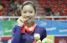 Phan Thi Ha Thanh, sportive vietnamienne de l'année