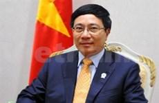 Les relations extérieures contribueront au développement national