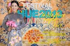 Le Festival des métiers traditionnels de Huê en avril