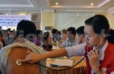 Consultations gratuites données par le Vietnam au Cambodge