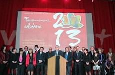 La ville française de Choisy-le-Roi honore le Vietnam en 2013