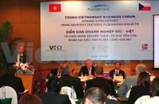 Relations commerciales Vietnam - R. tchèque