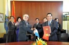 Vietnam et Saint-Marin signent un accord de non-double taxation
