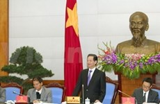 Le PM exhorte Dak Nong et Nam Dinh à relever les défis