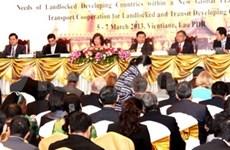 Pays en développement sans littoral: ouverture d'une conférence de l'ONU