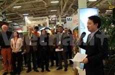 Le tourisme vietnamien présenté au Salon ITB à Berlin