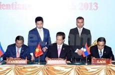 Le PM préside la 7e conférence du Triangle de développement