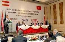 Forum d'entreprises Vietnam-Autriche