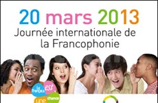 Une série de festivités pour célébrer la Francophonie