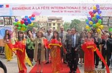 La Fête de la Francophonie célébrée à Hanoi