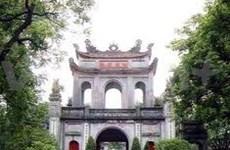 Le temple de la Littérature, première université du Vietnam