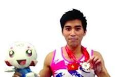 Un gymnaste vietnamien remporte la médaille d'argent à la Coupe du monde
