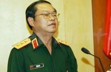 Activités de la délégation militaire du Vietnam au Brunei