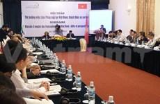 Marché de l'emploi des francophones au Vietnam au coeur d'un colloque à Hanoi