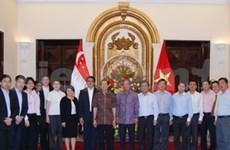 La 7e consultation politique entre le Vietnam et Singapour