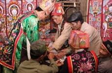 Le rite initiatique et le chant Pao Dung de l'ethnie Dao, patrimoine national