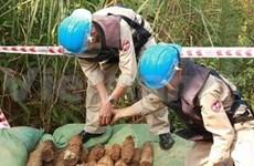 Déminage : le CIDHG appuie les efforts du Vietnam