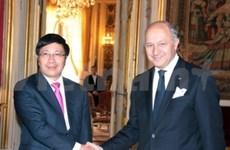 Vietnam et France s'orientent vers le partenariat stratégique