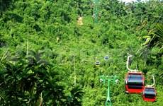 Le téléphérique de Ba Na établit quatre records du monde