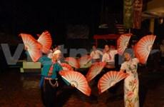Premières festivités pour l'année France - Vietnam à Hoà Binh