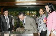 Un dirigeant du FSLN du Nicaragua en visite au Vietnam