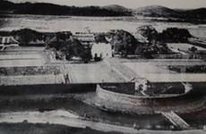 Restauration de la citadelle impériale de Huê en miniature à Thanh Hoa