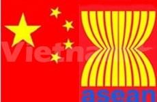 Réunion des vice-ministres des A.E de l'ASEAN-Chine