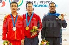 Hoang Xuan Vinh champion du monde de tir !